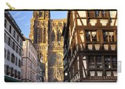 Strasbourg Cathedral Carry-all Pouch