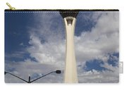 Stratosphere Tower In Las Vegas Carry-all Pouch