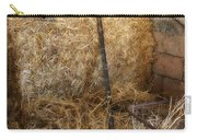 Straw Dog Carry-all Pouch