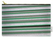 Straw Green Carry-all Pouch