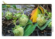Strawberries - Soon To Be Picked Carry-all Pouch