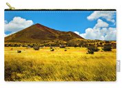 Strawberry Crater  Sunset Wupatki National Monument Carry-all Pouch