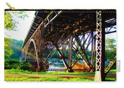 Strawberry Hill Bridge Carry-all Pouch