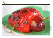 Strawberry Ladybug Carry-all Pouch