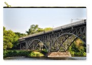 Strawberry Mansion Bridge And The Schuylkill River Carry-all Pouch