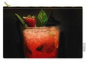 Strawberry Mojito Carry-all Pouch