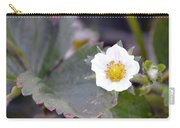 Strawberrys Flower Carry-all Pouch