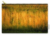 Straw Landscape Carry-all Pouch