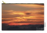 Streaks Above The Clouds Carry-all Pouch
