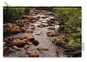 Stream Along Gros Morne Trail In Gros Morne Np-nl Carry-all Pouch