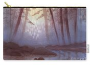Stream In Mist Carry-all Pouch