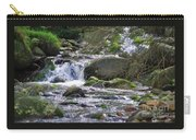 A Stream In Wicklow # 4 Carry-all Pouch