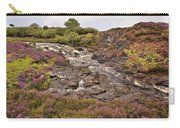 Stream Of Heather Carry-all Pouch
