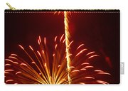 Streaming Fireworks Carry-all Pouch