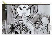 Urban Ganesh Carry-all Pouch