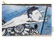 Street Art Santiago Chile Carry-all Pouch