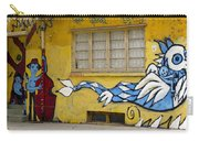 Street Art Valparaiso Chile 12 Carry-all Pouch