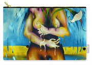 Street Art Valparaiso Chile 2 Carry-all Pouch