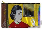 Street Art Valparaiso Chile 7 Carry-all Pouch