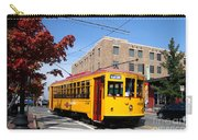 Street Car In Little Rock Carry-all Pouch