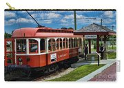 Street Cars Tr3613-13 Carry-all Pouch