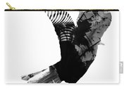 Street Crow Carry-all Pouch