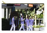 Street Entertainers In The Hollywood Section Carry-all Pouch