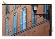 Street Illuminated..  Carry-all Pouch