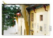 Street In Anhui Province China Carry-all Pouch