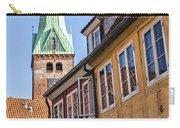 Street In Helsingor Denmark Carry-all Pouch