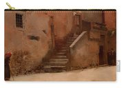 Street In Italy Carry-all Pouch