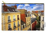 Street In Rennes Carry-all Pouch by Elena Elisseeva