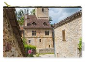 Street In Saint-cirq-lapopie Carry-all Pouch
