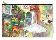 Street In Saint Martin Carry-all Pouch