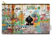 Street Mural At Liguanea Carry-all Pouch