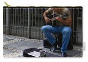 Street Musician - Sao Paulo Carry-all Pouch