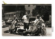 Street Musicians 2 Carry-all Pouch