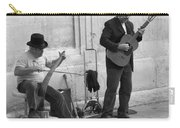 Street Musicians In Avignon Carry-all Pouch