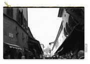 Street Of Florence Carry-all Pouch
