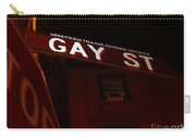 Street Of Pride Carry-all Pouch