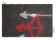 Street Painting Number 3 Carry-all Pouch