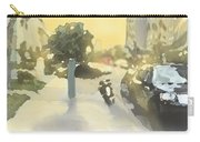 Street Scene Impression Carry-all Pouch