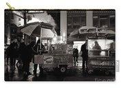 Street Vendor Row Carry-all Pouch