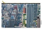 Street View Tokyo Carry-all Pouch