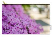 Street Wildflower Carry-all Pouch