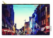 Streets Of Dublin Carry-all Pouch