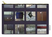 Streets Of New York Poster Carry-all Pouch