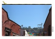 Streets Of San Miguel De Allende 2 Carry-all Pouch