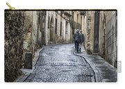 Streets Of Segovia Carry-all Pouch