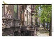 Streets Of Troy New York Carry-all Pouch